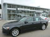 2013 Oolong Gray Metallic Audi A6 3.0T quattro Sedan #77474105
