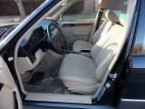 1993 Mercedes-Benz E Class Interiors