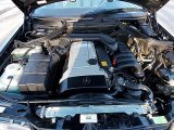 1993 Mercedes-Benz E Class Engines
