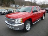 2013 Chevrolet Silverado 1500 LT Extended Cab 4x4 Data, Info and Specs