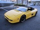 1997 Ferrari F355 Yellow