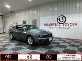 2011 Sterling Gray Metallic Ford Mustang V6 Coupe #77473935