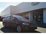 2013 Bordeaux Reserve Red Metallic Ford Fusion SE 1.6 EcoBoost #77474094