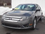 2011 Sterling Grey Metallic Ford Fusion SEL V6 #77473776