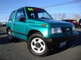 1994 Tropical Green Metallic Geo Tracker Soft Top #77474562
