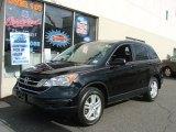 2011 Crystal Black Pearl Honda CR-V EX 4WD #77474839