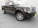 2013 Kodiak Brown Metallic Ford F150 Platinum SuperCrew 4x4 #77474259