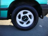Geo Tracker Wheels and Tires