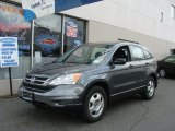 2011 Polished Metal Metallic Honda CR-V LX 4WD #77474833