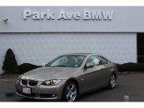 2010 Platinum Bronze Metallic BMW 3 Series 328i xDrive Coupe #77473905