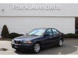 2003 Orient Blue Metallic BMW 3 Series 325i Sedan #77473904