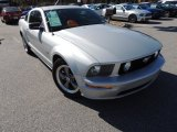 2005 Satin Silver Metallic Ford Mustang GT Premium Coupe #77474360