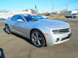 2012 Silver Ice Metallic Chevrolet Camaro LT/RS Coupe #77474666