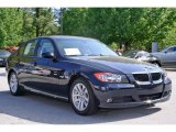 2006 Monaco Blue Metallic BMW 3 Series 325i Sedan #7750669