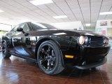2013 Pitch Black Dodge Challenger R/T Blacktop #77474203