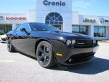 2013 Pitch Black Dodge Challenger R/T Blacktop #77474202