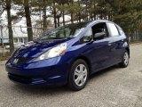 2011 Vortex Blue Pearl Honda Fit  #77556184