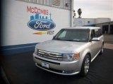 2010 Ingot Silver Metallic Ford Flex Limited #77555518