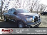 2013 Magnetic Gray Metallic Toyota Tundra Double Cab 4x4 #77555849