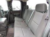 2010 Chevrolet Silverado 1500 LT Extended Cab Rear Seat