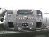 2010 Chevrolet Silverado 1500 LT Extended Cab Controls