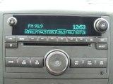 2010 Chevrolet Silverado 1500 LT Extended Cab Audio System