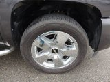2010 Chevrolet Silverado 1500 LT Extended Cab Wheel
