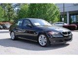 2008 Black Sapphire Metallic BMW 3 Series 328i Sedan #7750672