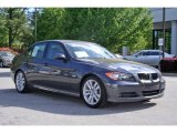 2008 Sparkling Graphite Metallic BMW 3 Series 328i Sedan #7750677