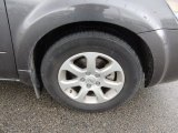 Nissan Quest 2009 Wheels and Tires