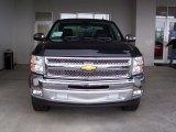 2013 Black Chevrolet Silverado 1500 LT Crew Cab #77556059