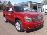 2013 Crystal Red Tintcoat Chevrolet Tahoe LT #77555943