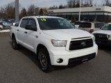 2010 Super White Toyota Tundra TRD Rock Warrior CrewMax 4x4 #77555708
