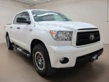 2011 Super White Toyota Tundra TRD Rock Warrior CrewMax 4x4 #77555364