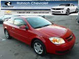 2007 Victory Red Chevrolet Cobalt LT Coupe #77556112