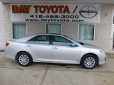 2013 Classic Silver Metallic Toyota Camry LE #77555465