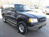 2001 Deep Wedgewood Blue Metallic Ford Explorer Sport 4x4 #77556105