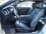 2012 Ford Mustang C/S California Special Coupe Front Seat