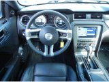 2012 Ford Mustang C/S California Special Coupe Dashboard