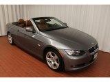 2010 Space Gray Metallic BMW 3 Series 328i Convertible #77555459