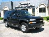 2005 Black Chevrolet Tahoe Z71 4x4 #7753418
