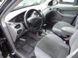 2004 Ford Focus SE Sedan Medium Graphite Interior