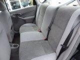 2004 Ford Focus SE Sedan Rear Seat