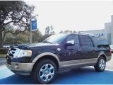 2013 Tuxedo Black Ford Expedition EL King Ranch #77555569