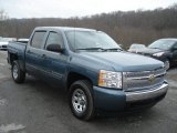 2007 Chevrolet Silverado 1500 LS Crew Cab 4x4 Data, Info and Specs
