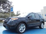 2013 Tuxedo Black Metallic Ford Explorer Limited EcoBoost #77555558