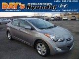 2013 Titanium Gray Metallic Hyundai Elantra GLS #77556022