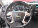 2010 Chevrolet Silverado 1500 LT Extended Cab 4x4 Steering Wheel