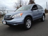 2011 Glacier Blue Metallic Honda CR-V EX 4WD #77556001