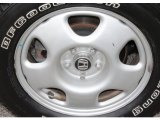 2009 Honda CR-V LX 4WD Wheel